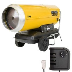 Nagrzewnica olejowa Master B 360 + termostat TH5 3-metrowy