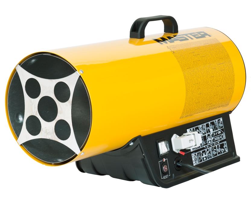 nagrzewnica gazowa master blp 33et