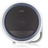Oczyszczacz powietrza z głośnikiem Bluetooth Clair S szary